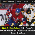 "<!-- AddThis Sharing Buttons above -->                 <div class=""addthis_toolbox addthis_default_style "" addthis:url='http://newstaar.com/nhl-fans-watch-game-7-boston-bruins-v-montreal-canadiens-free-online-video-stream/3510647/'   >                     <a class=""addthis_button_facebook_like"" fb:like:layout=""button_count""></a>                     <a class=""addthis_button_tweet""></a>                     <a class=""addthis_button_pinterest_pinit""></a>                     <a class=""addthis_counter addthis_pill_style""></a>                 </div>After a win in Montreal on Monday night, the Canadiens travel to Boston to face the Bruins in a definitive game 7 tonight. The winner advances to the next round of the Stanley Cup playoffs, while the loser goes home. Airing on the NBC sports […]<!-- AddThis Sharing Buttons below -->                 <div class=""addthis_toolbox addthis_default_style addthis_32x32_style"" addthis:url='http://newstaar.com/nhl-fans-watch-game-7-boston-bruins-v-montreal-canadiens-free-online-video-stream/3510647/'  >                     <a class=""addthis_button_preferred_1""></a>                     <a class=""addthis_button_preferred_2""></a>                     <a class=""addthis_button_preferred_3""></a>                     <a class=""addthis_button_preferred_4""></a>                     <a class=""addthis_button_compact""></a>                     <a class=""addthis_counter addthis_bubble_style""></a>                 </div>"