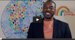 "LeVar Burton Raises over $1 Million with ""Reading Rainbow"" Kickstart Video Fundraiser"