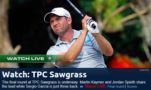 Watch 2014 TPC Online: Free Live Video Stream of The Players Championship Final Round