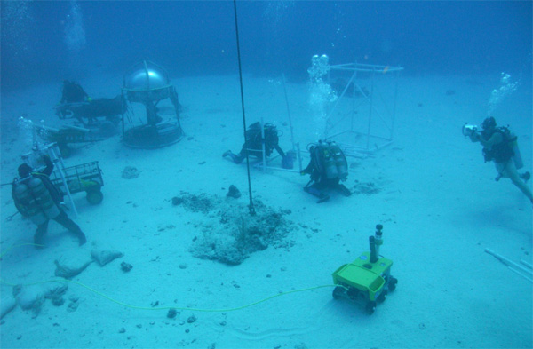 Undersea Missions Help NASA Develop Future Space Exploration