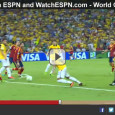 "<!-- AddThis Sharing Buttons above -->                 <div class=""addthis_toolbox addthis_default_style "" addthis:url='http://newstaar.com/watch-2014-fifa-world-cup-soccer-online-free-live-video-stream-from-espn/3510784/'   >                     <a class=""addthis_button_facebook_like"" fb:like:layout=""button_count""></a>                     <a class=""addthis_button_tweet""></a>                     <a class=""addthis_button_pinterest_pinit""></a>                     <a class=""addthis_counter addthis_pill_style""></a>                 </div>The world of soccer converges on Brazil beginning tomorrow with the World Cup Opening Ceremony and first games. ESPN will broadcast complete coverage of the games for the next few weeks, plus mobile soccer fans can watch the 2014 FIFA World Cup online via a […]<!-- AddThis Sharing Buttons below -->                 <div class=""addthis_toolbox addthis_default_style addthis_32x32_style"" addthis:url='http://newstaar.com/watch-2014-fifa-world-cup-soccer-online-free-live-video-stream-from-espn/3510784/'  >                     <a class=""addthis_button_preferred_1""></a>                     <a class=""addthis_button_preferred_2""></a>                     <a class=""addthis_button_preferred_3""></a>                     <a class=""addthis_button_preferred_4""></a>                     <a class=""addthis_button_compact""></a>                     <a class=""addthis_counter addthis_bubble_style""></a>                 </div>"