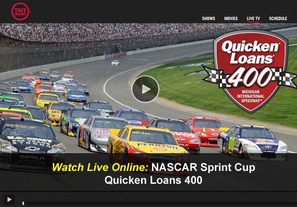 football online live nascar winner