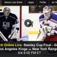 "<!-- AddThis Sharing Buttons above -->                 <div class=""addthis_toolbox addthis_default_style "" addthis:url='http://newstaar.com/watch-rangers-kings-online-in-nhl-stanley-cup-championship-game-1-live-video-stream/3510752/'   >                     <a class=""addthis_button_facebook_like"" fb:like:layout=""button_count""></a>                     <a class=""addthis_button_tweet""></a>                     <a class=""addthis_button_pinterest_pinit""></a>                     <a class=""addthis_counter addthis_pill_style""></a>                 </div>Tonight begins the first of a seven game series between the New York Rangers and the Los Angeles Kings in a battle for the NHL Stanley Cup Championship. For those unable to tune into NBC on TV tonight, the network has made it possible to […]<!-- AddThis Sharing Buttons below -->                 <div class=""addthis_toolbox addthis_default_style addthis_32x32_style"" addthis:url='http://newstaar.com/watch-rangers-kings-online-in-nhl-stanley-cup-championship-game-1-live-video-stream/3510752/'  >                     <a class=""addthis_button_preferred_1""></a>                     <a class=""addthis_button_preferred_2""></a>                     <a class=""addthis_button_preferred_3""></a>                     <a class=""addthis_button_preferred_4""></a>                     <a class=""addthis_button_compact""></a>                     <a class=""addthis_counter addthis_bubble_style""></a>                 </div>"