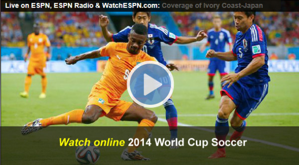 world cup soccer online