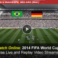 """After a stunning 7-1 win by Germany over Brazil, all that remains to be determined now is who will face the Germans in Sunday's final. Today, the Netherlands take on Argentina to become that team. ESPN continue to air the games including the ability for […]<!-- AddThis Sharing Buttons below -->                 <div class=""""addthis_toolbox addthis_default_style addthis_32x32_style"""" addthis:url='http://newstaar.com/watch-fifa-world-cup-online-free-live-video-stream-netherlands-argentina-semi-final-match/3510888/' addthis:title='Watch FIFA World Cup Online Free Live Video Stream Netherlands-Argentina Semi Final Match' >                     <a class=""""addthis_button_preferred_1""""></a>                     <a class=""""addthis_button_preferred_2""""></a>                     <a class=""""addthis_button_preferred_3""""></a>                     <a class=""""addthis_button_preferred_4""""></a>                     <a class=""""addthis_button_compact""""></a>                     <a class=""""addthis_counter addthis_bubble_style""""></a>                 </div>"""
