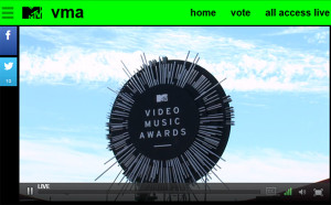 Watch 2014 MTV Video Music Awards (VMA) Online via Live Video Stream