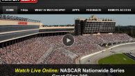 For NASCAR Nationwide Series fans who want to watch tonight race, they need to tune into ESPN2 for the full broadcast coverage. For those without access to the channel, or on the go, they can also watch the NASCAR Great Clips 300 online via a...