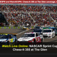 "<!-- AddThis Sharing Buttons above -->                 <div class=""addthis_toolbox addthis_default_style "" addthis:url='http://newstaar.com/watch-nascar-online-free-live-video-stream-of-cheez-it-355-from-watkins-glen/3510975/'   >                     <a class=""addthis_button_facebook_like"" fb:like:layout=""button_count""></a>                     <a class=""addthis_button_tweet""></a>                     <a class=""addthis_button_pinterest_pinit""></a>                     <a class=""addthis_counter addthis_pill_style""></a>                 </div>This Sunday, the NASCAR Sprint Cup series continues as drivers compete from the Watkins Glen International. The race begins at 1pm eastern with ESPN coverage starting at noon. Race fans on the go can watch the NASCAR Cheez-It 355 from Watkins Glen online via a […]<!-- AddThis Sharing Buttons below -->                 <div class=""addthis_toolbox addthis_default_style addthis_32x32_style"" addthis:url='http://newstaar.com/watch-nascar-online-free-live-video-stream-of-cheez-it-355-from-watkins-glen/3510975/'  >                     <a class=""addthis_button_preferred_1""></a>                     <a class=""addthis_button_preferred_2""></a>                     <a class=""addthis_button_preferred_3""></a>                     <a class=""addthis_button_preferred_4""></a>                     <a class=""addthis_button_compact""></a>                     <a class=""addthis_counter addthis_bubble_style""></a>                 </div>"