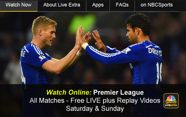 Premier League Soccer: Watch Free Online Video Stream of Every Match