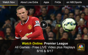 live premier league matches online