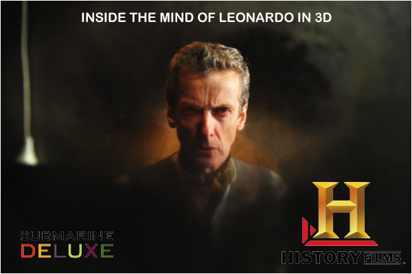"""Inside the Mind of Leonardo"" 3D Film Celebrates the Genius of da Vinci"