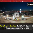 "<!-- AddThis Sharing Buttons above -->                 <div class=""addthis_toolbox addthis_default_style "" addthis:url='http://newstaar.com/watch-nascar-federated-auto-parts-400-online-free-live-video-stream-from-richmond/3511066/'   >                     <a class=""addthis_button_facebook_like"" fb:like:layout=""button_count""></a>                     <a class=""addthis_button_tweet""></a>                     <a class=""addthis_button_pinterest_pinit""></a>                     <a class=""addthis_counter addthis_pill_style""></a>                 </div>The NASCAR Sprint Cup series drivers meet up tonight at the Richmond International Speedway as they battle for points, and for the win, in the Federated Auto Parts 400. Tonight's race broadcasts on ABC at 7:30pm eastern time. Race fans can also watch the NASCAR […]<!-- AddThis Sharing Buttons below -->                 <div class=""addthis_toolbox addthis_default_style addthis_32x32_style"" addthis:url='http://newstaar.com/watch-nascar-federated-auto-parts-400-online-free-live-video-stream-from-richmond/3511066/'  >                     <a class=""addthis_button_preferred_1""></a>                     <a class=""addthis_button_preferred_2""></a>                     <a class=""addthis_button_preferred_3""></a>                     <a class=""addthis_button_preferred_4""></a>                     <a class=""addthis_button_compact""></a>                     <a class=""addthis_counter addthis_bubble_style""></a>                 </div>"