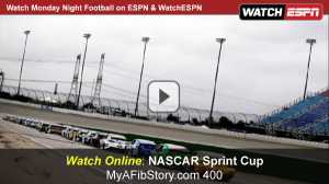 Watch NASCAR MyAFibStory.com 400 Online – Free Live Video Stream from Chicago