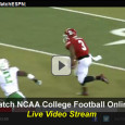 Love to watch college football but can't get in front of a television to watch your favorite teams? Thanks to the networks of ESPN you don't have to worry. For most people it is free and easy to watch NCAA college football games online via...