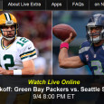Thursday Night football returns tonight with the opening game of the 2014 NFL season as the Green Bay Packers take on the Seattle Seahawks. The game airs live on NBC with kickoff starting at 830pm. For NFL football fans on the go, NBC makes it...