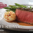 Approaching the holiday season, big family dinners and holiday gift buying are just around the corner. To get an early start on the season, Omaha Steaks, known for the high quality and great tasting steaks and other foods, is announcing an online sales event providing...