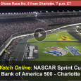 The 5th race for Sprint Cup Series points takes NASCAR drivers to the Charlotte Motor speedway tonight. With ABC television airing the race live for TV viewers, race fans at the race who want extra coverage, and those away from a television can watch the...