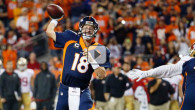 While a 42-17 win at home over the 49ers on Sunday Night would have been enough to celebrate for the Denver Broncos fans, they got more than their money's worth as the witnessed Peyton Manning break the record for the most touchdown passes in NFL...