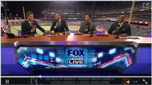 Fans Watch World Series Game 4 Online via Live Video Stream on Fox