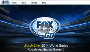 Viewers can Watch 2014 World Series Online thanks to Free Online Video Stream