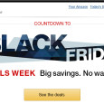 The start of November typically ushers in the start of the holiday shopping season and with that comes the retail announcements for Black Friday shopping deals, discounts and bargains. Online retailers like Amazon.com are of course included in the mix with online sales numbers which...
