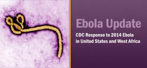 CDC Issues Ebola Update via Press Release