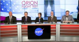 Watch NASA TV Online Orion Rocket Launch First Flight and Pre-Flight Activities