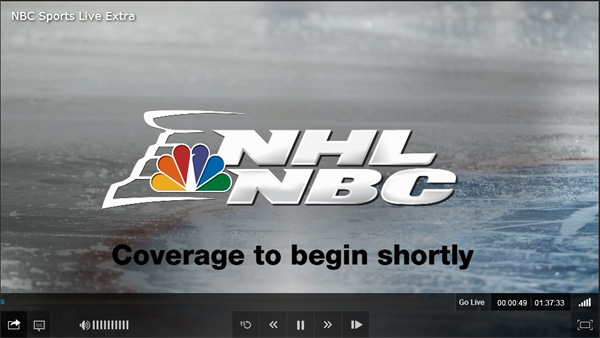 Watch NHL Online: Free Live Video Stream from NBC Sports