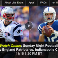Tonight should feature another offensive NFL battle as Tom Brady and the New England Patriots head to Indianapolis to take on Andrew Luck and the Colts. But for those away from a television, they will need to watch Sunday Night Football (SNF) online, and NBC...