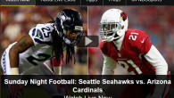 On tonight's Sunday Night Football two teams battle for the lead in the NFC West and more importantly home field advantage for the 2014 playoffs. The Arizona Cardinals will host the Seattle Seahawks while fans tune in to watch SNF online using the free live...