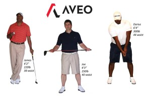Aveo Big and Tall Golf Apparel Makes a 'Perfect Fit' with Golfers