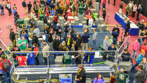 75,000 High-School Students Attend the 2015 FIRST® Robotics Competition