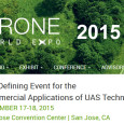 "<!-- AddThis Sharing Buttons above -->                 <div class=""addthis_toolbox addthis_default_style "" addthis:url='http://newstaar.com/2015-drone-world-expo-dates-announced-the-defining-event-for-uas-technology/3511663/'   >                     <a class=""addthis_button_facebook_like"" fb:like:layout=""button_count""></a>                     <a class=""addthis_button_tweet""></a>                     <a class=""addthis_button_pinterest_pinit""></a>                     <a class=""addthis_counter addthis_pill_style""></a>                 </div>This week the dates for the Drone World Expo were released to the public. What is being billed as ""the premier event for commercial drone technologies and applications,"" is currently scheduled for November 17-18, 2015 and will take place at the San Jose Convention Center. […]<!-- AddThis Sharing Buttons below -->                 <div class=""addthis_toolbox addthis_default_style addthis_32x32_style"" addthis:url='http://newstaar.com/2015-drone-world-expo-dates-announced-the-defining-event-for-uas-technology/3511663/'  >                     <a class=""addthis_button_preferred_1""></a>                     <a class=""addthis_button_preferred_2""></a>                     <a class=""addthis_button_preferred_3""></a>                     <a class=""addthis_button_preferred_4""></a>                     <a class=""addthis_button_compact""></a>                     <a class=""addthis_counter addthis_bubble_style""></a>                 </div>"