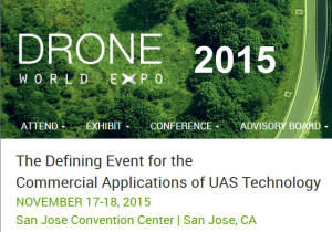 Drone World Expo Dates Announced – 'The Defining Event For UAS Technology'