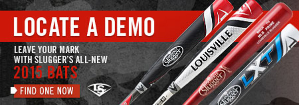 Swing a Louisville Slugger Bat in Florida During National Demo Day