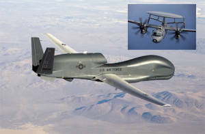 Northrop Grumman Awarded Defense Contract for Japan including Unmanned Drone Aircraft