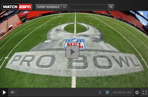 2015 Pro Bowl to Air on ESPN and Stream Live Online