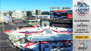 Watch 2015 NHL Winter Classic Online – Washington vs. Chicago via Live Video Stream from NBC Sports
