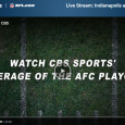 "<!-- AddThis Sharing Buttons above -->                 <div class=""addthis_toolbox addthis_default_style "" addthis:url='http://newstaar.com/watch-afc-championship-online-using-cbs-free-live-streaming-video-of-patriots-vs-colts/3511702/'   >                     <a class=""addthis_button_facebook_like"" fb:like:layout=""button_count""></a>                     <a class=""addthis_button_tweet""></a>                     <a class=""addthis_button_pinterest_pinit""></a>                     <a class=""addthis_counter addthis_pill_style""></a>                 </div>With one winner selected, this evening it's time to see who will represent the AFC in the big game this year. The New England Patriots will host the Indianapolis Colts in the AFC Championship game on CBS. Mobile fans who can see the game on […]<!-- AddThis Sharing Buttons below -->                 <div class=""addthis_toolbox addthis_default_style addthis_32x32_style"" addthis:url='http://newstaar.com/watch-afc-championship-online-using-cbs-free-live-streaming-video-of-patriots-vs-colts/3511702/'  >                     <a class=""addthis_button_preferred_1""></a>                     <a class=""addthis_button_preferred_2""></a>                     <a class=""addthis_button_preferred_3""></a>                     <a class=""addthis_button_preferred_4""></a>                     <a class=""addthis_button_compact""></a>                     <a class=""addthis_counter addthis_bubble_style""></a>                 </div>"