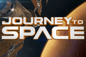 New 'Journey to Space' Film to run on IMAX and other Big Screens