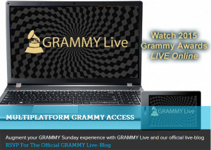 Music Fans Watch 2015 Grammy Awards Live Video Stream Online