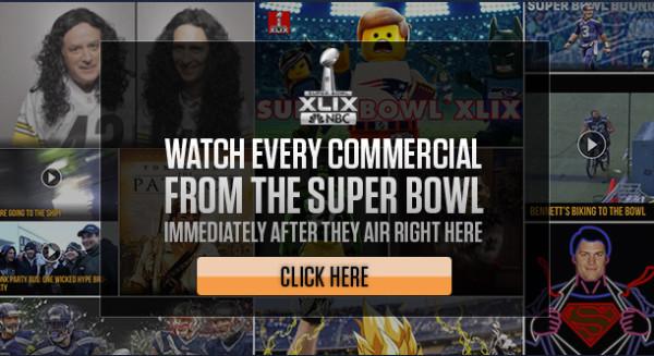 Super Bowl TV & Online