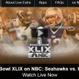 As today's big game between the Seattle Seahawks and the New England Patriots gets underway, there is good news for those who can be in front of a television. NBC sports is providing a free video stream to let fans watch Super Bowl XLIX online....