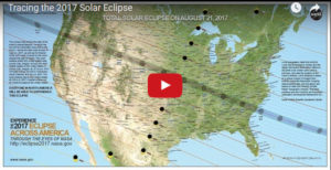 2017 Solar Eclipse Path: NASA Video Shows Detailed Path across North America